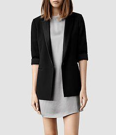 ALLSAINTS : Jackets For Women & Womens Coats - Shop Online
