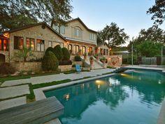 Jensen's and Danneel's home in Austin