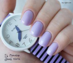 El Corazon Jelly 423/46 by @deltinka - страстно захотелось чего-нибудь такого же, эмалевого, кофетного на ногтях!