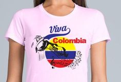 Viva Colombia #tee for ONLY 20 bucks, get it now!!!  http://www.verozzie.com/products/wafer-tee-viva-colombia  #womenfashion #womenswear #loveshopping #salsa #australia #outfit #motivated #melbourne #melbournelife #verozzie #melbourneblogger #colombia #instaday #sexy #instacute #style #trending #customdesign #music
