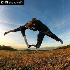 #Repost @yogagaia13 with @repostapp. ・・・ #alowypfriends Take a flight!! With Balance and Love !! What a Great  afternoon!!! Love love love!!! #yowhee #yowheel #yowheeltraining #yogawheel #yoga #instayoga #instafit #instafitness #backbend #fit #fitfam #yogalove #yogaliving #yogafoyosoul #yogainspiration #yogaathome #Yogspiration #йогаколесо #yoganerd #igyoga #instayoga #yogisofinstagram #dharmayogawheel #limitlesswheel #limitlesswheeluk #йогакаждыйдень #йогадлявсехo Crow Pose, Yoga At Home, Asana, Yoga Inspiration, Take That, Fitness, Instagram Posts