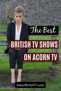 The Best British TV Shows on Acorn TV - Acorn TV has roughly British television programs at any given time, but these are some of the best what to watch recommendations. Shows like Agatha Raisin, Hamish MacBeth, Keeping Faith, Queens of Myste Netflix Shows To Watch, Movie To Watch List, Tv Series To Watch, Good Movies To Watch, British Comedy, British Actors, British Tv Comedies, Summertime Movie, Ashley Jensen