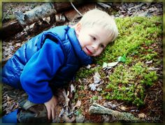 Are we making sensory play more complicated than it needs to be? Children need opportunities to engage in sensory play in nature.
