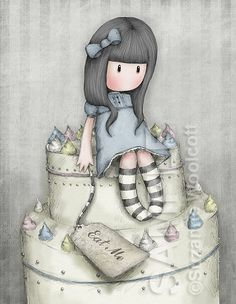 The Sweet Cake by Suzanne Woolcott, via Flickr