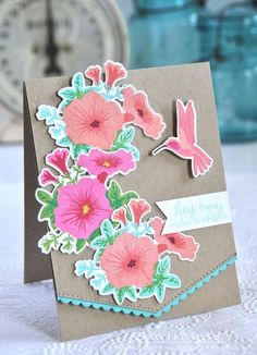 Papertrey Ink Feature: Humming Along | My Favorite Things - Dawn McVery | Bloglovin'