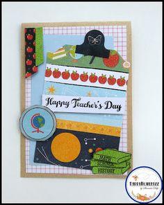 HappyMomentzz Crafting By Sharada Dilip Teachers Day Cards