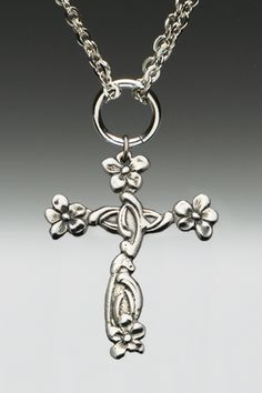 This design was made from a spoon design from the 1800's... a piece of history and faith all at the same time! :)