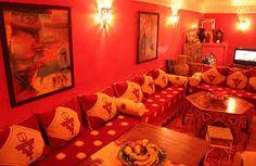 moroccan room - Google Search