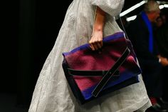 Loewe Fall 2017 Ready-to-Wear Atmosphere and Candid Photos - Vogue