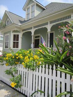 historic homes of Galviston, Texas | Galveston Historic Homes Tour 2012
