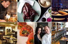 Top Five Los Angeles Restaurants