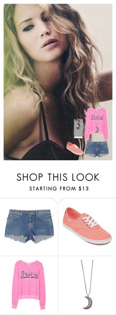 """""""ootd-Brooklyn"""" by voldemortsdaughtsr ❤ liked on Polyvore featuring Yves Saint Laurent, Vans, Wildfox, Gypsy Warrior and Markus Lupfer"""