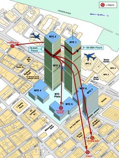 World Trade Center Nyc, World Trade Center Attack, Trade Centre, 11 September 2001, New York Buildings, Survival Life Hacks, Military Drawings, Secret Space, The Real World