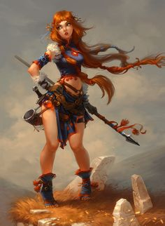 Shaman by foxfrombox | Illustration | 2D | CGSociety