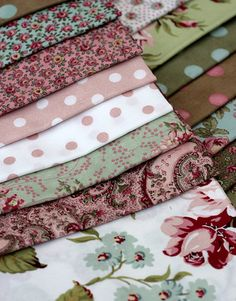 New fabric by namolio, via Flickr
