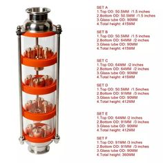 Online Shop 2018 NEW copper bubble Distillation column with 4 sections for distiller Glass column Home Distilling, Distilling Alcohol, Copper Kitchen, Stainless Steel Kitchen, Moonshine Still Plans, Metal Mill, How Do You Clean, Thing 1, Electric Bicycle
