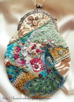 Carousel Craft: crazy quilt