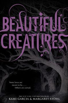 Beautiful Creatures - Kami Garcia - Lena Duchannes is unlike anyone the small Southern town of Gatlin has ever seen, and she's struggling to conceal her power, and a curse that has haunted her family for generations. But even within the overgrown gardens, murky swamps and crumbling graveyards of the forgotten South, a secret cannot stay hidden forever.