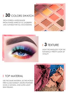Beauty Essentials Beauty & Health 18 Color Pearl Glitter Eye Shadow Powder Palette Matt Eyeshadow Cosmetic Makeup 2019 New Brochas Maquillaje Profesional Hot #7 Skillful Manufacture