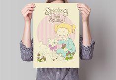 Create a Limited Color Vintage Poster Design in Adobe Illustrator