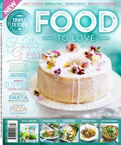 Food to Love July 2016