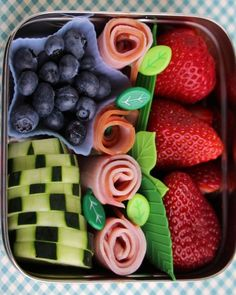 12 Super-Cool Kids' Bento-Box Lunches You Can Actually Make | Martha Stewart