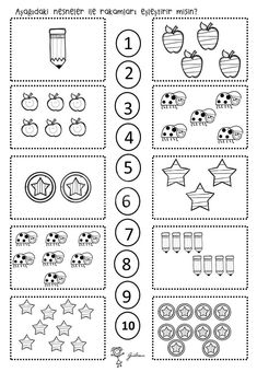Top 40 Examples for Handmade Paper Events - Everything About Kindergarten Printable Preschool Worksheets, Kindergarten Math Worksheets, Math Literacy, Preschool Learning Activities, Preschool Activities, Teaching Kids, Math For Kids, Numicon, Kids Learning Activities