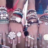 Jewelry boho summer style