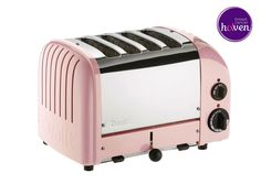 Dualit's Classic Toaster is available to buy in a special edition pink version to raise money for Breast Cancer Haven. Each iconic toaster is hand made in the UK with fully repairable and replaceable parts, with £20...