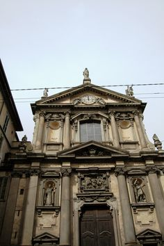 Milano, Chiesa di Santa Maria alla Porta