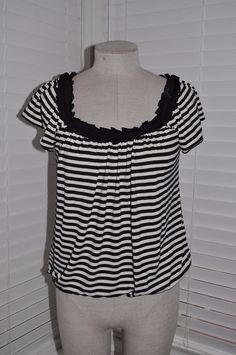 F&f Pink Candy Stripe Nightshirt Size 6 Clothing, Shoes & Accessories