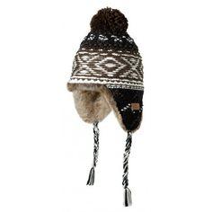 De Fedde Inka van #Barts is een ontzettend warme #muts met imitatiebont. Deze muts is geschikt voor dames en voor heren. #dws
