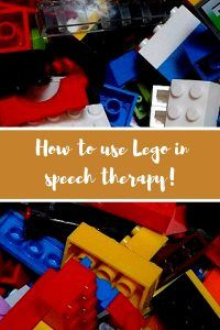 How to use Lego in speech therapy - Speechbloguk