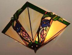 Lampade In Vetro Colorate : Lampada spigolo giorgia paganini