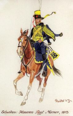 Swedish Cavalry Napoleonic wars - Google Search