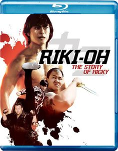 New on Video: 'Riki-Oh: The Story of Ricky'