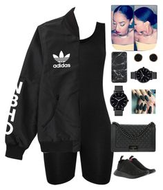 36c58b45f40 by robbiedsmith on Polyvore featuring adidas