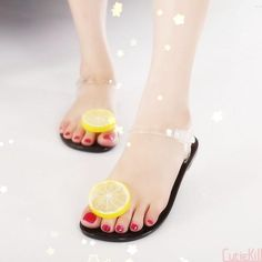 all that I can see is just the yellow lemon tree.. Do you like this transparent lemon sandal?  #LemonSandal - link in bio  discount code: cutiekill - 10% off   Enjoy Happy Purchase with April Sales Discount Codes:  Cutie12: 12% off at $30  Cutie15: 15% off at $60  #KillMeCutie #jfashion #kawaii #cute #kawaiifashion #kawaiigirl #kawaiigirls #girl #pastelgirl #pastelpink #sandal #summer #beach #transparent #crystal #harajukufashion #harajuku #pastel #magicalgirl #kawaiidesu #promotersearch…