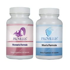 Provillus hair protector for women and also for men!