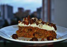 Carrot 🥕 cake 🎂