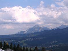 Hawrań (widok z Gubałówki)