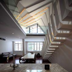 Wulumuqi Road Apartment / SKEW Collaborative