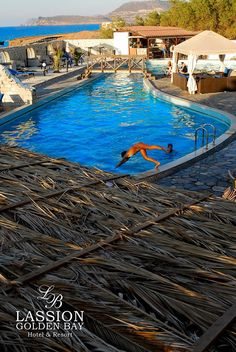 Summer 2015 is Loading! Lassion Golden Bay - Bungalow Hotel & Resort www. Bungalow Hotel, Crete Greece, Summer 2015, World, Outdoor Decor, Travel, The World, Voyage, Viajes