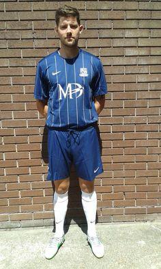 Southend United FC Home kit for 2015\2016 seasom