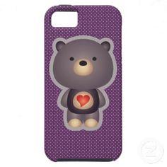 Cute Bear iPhone 5 Cases $42.30