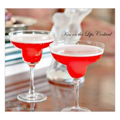 Kiss on the Lips | Cocktail Recipes