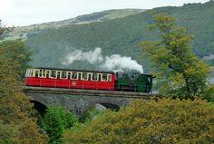 Snowdon Mountain railway - Wales