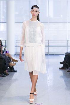Yuna Yang RTW Spring 2014 - Slideshow