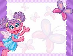 coloring pages - editor Polka Dot Birthday, 2nd Birthday, Happy Birthday, Birthday Parties, Sesame Street Party, Sesame Street Birthday, Elmo Plaza Sesamo, Elmo Birthday Invitations, Pretty Pregnant