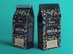 Coffee Packaging Design designed by Disegna. Connect with them on Dribbble; Food Packaging Design, Coffee Packaging, Beverage Packaging, Bottle Packaging, Packaging Design Inspiration, Coffee Labels, Design Ideas, Logo Arbol, Label Design